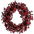 Beerenkranz klein Wintergreen BUTLERS von BUTLERS bei Gartenmöbel von Du und Dein Garten