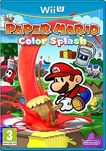 Paper Mario: Color Splash [Importación Francesa]
