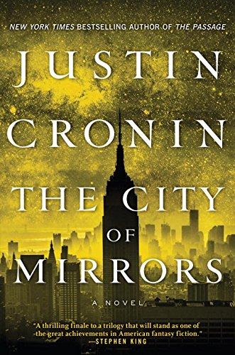 Buchseite und Rezensionen zu 'The City of Mirrors' von Justin Cronin