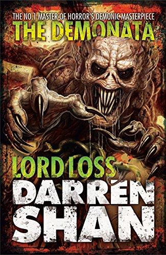 Lord Loss (The Demonata, Book 1)