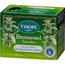 Brennessel Tee Bio 15 Filterbeutel - Viropa