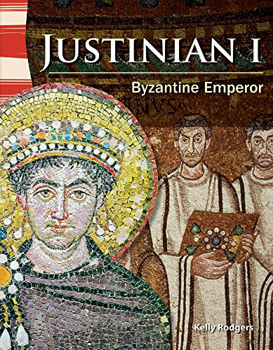 Justinian I: Byzantine Emperor (Social Studies Readers) (English Edition)