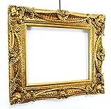 Barock Bilderrahmen Gold 60x70/ 40x50 cm (Antik) Im Retro Vintage look durch Handarbeit hergestellt...