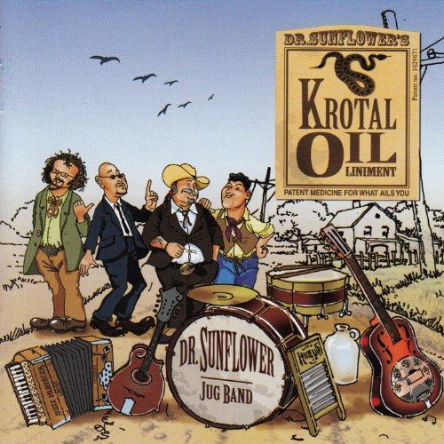 Krotal Oil Liniment (Patent Medicine for What Ails You) - Patent-band