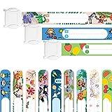 Notfallarmband für Kinder · 3 Stück · Sicherheitsarmband · Wasserfest · Wiederverwendbar · SOS Armband · Gemischt · Tampen Kinder · inkl. Zufriedenheitsversprechen
