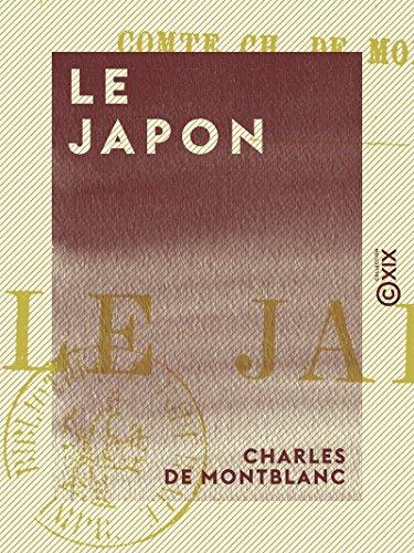 Le Japon par Charles de Montblanc
