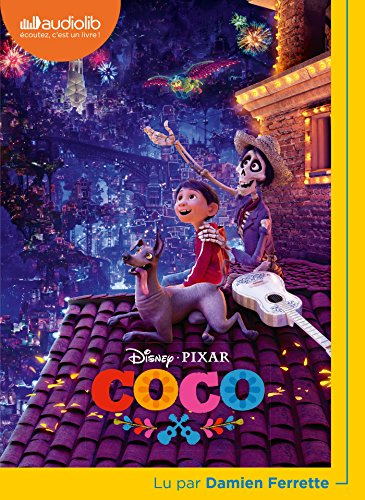 Coco: Livre audio 1 CD mp3