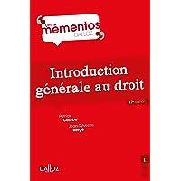 Introduction générale au droit - 17e ed.