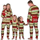 Zhuhaixmy Flapjacks Onesie Christmas Family Matching Pajamas - Adult Kids and Infant PJs Xmas Holiday Sleepwear One-Piece Nig