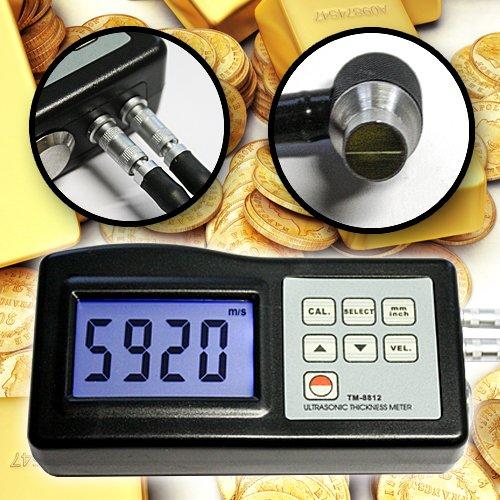 Edelmetall Auro Prüfer Tester Prüfset Gold Platin Palladium Silber Münzen Barren SD9 - Münzen Barren Silber
