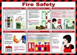 Best Safety Posters - St John Ambulance A2 Poster Fire Safety Review