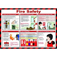 St John Ambulance A2 Poster Fire Safety 12