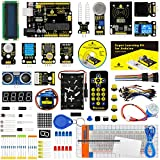 KEYESTUDIO Starter Kit für Arduino UNO R3 Ultimate Starter Kit mit Tutorial, UNO R3...