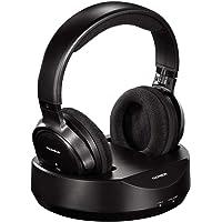 Thomson 131957 kabelloser Funk-Kopfhörer mit Ladestation (Over-Ear-Kopfhörer für Fernseher/TV, schnurloser Kopfhörer mit…