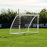 FORZA Match - 1,5 x 1,2 m wetterfestes Fußballtor. Neu: auch mit abnehmbarer Torwand bestellbar! [Net World Sports]