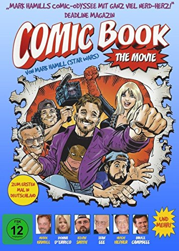 Comic Book: The Movie (OmU)