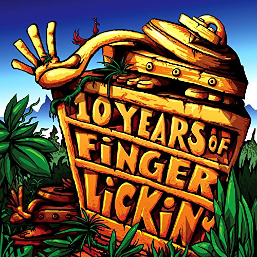 10 Years of Finger Lickin'