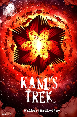 kanus-trek-english-edition