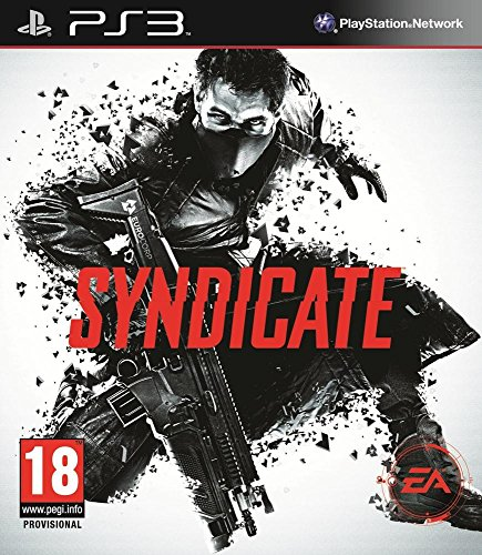 Electronic Arts Syndicate, PS3 - Juego (PS3, PlayStation 3, Shooter, M (Maduro))