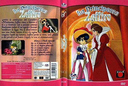 LA PRINCIPESSA ZAFFIRO VOL.5 - DVD -