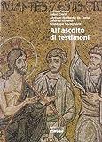 Scarica Libro All ascolto di testimoni (PDF,EPUB,MOBI) Online Italiano Gratis