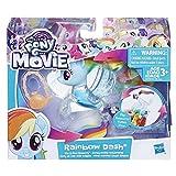My Little Pony E0988 Movie Farbzauber Seepony, Rainbow Dash