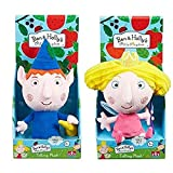 Ben & Holly's Little Kingdom 18cm Talking Soft Plush Toys