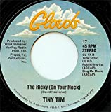 tip toe to the gas pumps / same 45 rpm single