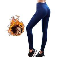 ZHENROG Pantaloni di Perdita di Peso Pantaloni Sauna,Pantaloni Termici per Sudorazione,Hot Shaper Pantaloni Dimagrante…