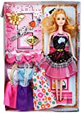 #9: Funny Teddy Cute Style Dolls Set with Different Dresses and Fashion Accessories | Toy for Girls Birthday Gift - (Random Color Set) (Fashion Doll)