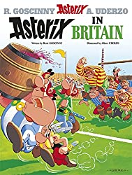 Asterix in Britain: Album 8 (Asterix (Orion Paperback))