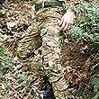 Hommes de Tir tactique combat Pantalon avec genouillères couleur camouflage MultiCam pour EDR Militaire Armée pour airsoft/paintball