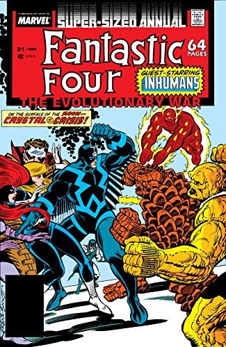 Fantastic Four (1961-1996) Annual #21 (English Edition) por Steve Englehart