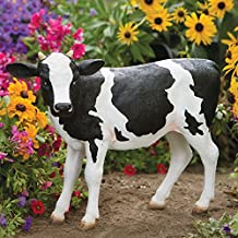Amazon Fr Vache Decorative Resine