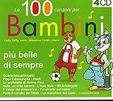 Le 100 Canzoni Più Belle Per Bambini (Box4Cd)