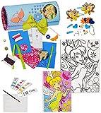 Bastelset - Filz -  Disney Fairies - Tinkerbell  - Federmappe / Schmuckrolle..