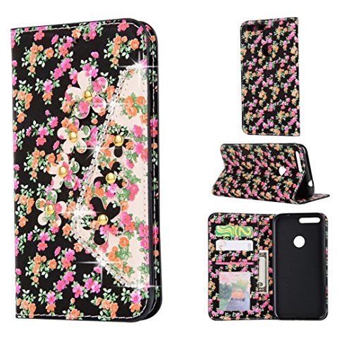 google-pixel-wallet-stand-case-shiny-fantastic-flowers-pu-leather-art-diamond-lid-cover-money-name-i