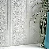 Anaglypta Wallpaper Louisa RD750