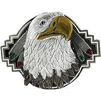 Eagle Head Bolo Tie. Comes in one of my Presentation Boxes.