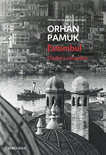 Estambul (CONTEMPORANEA) por Orhan Pamuk