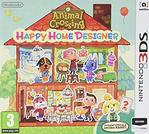 Animal Crossing : Happy Home