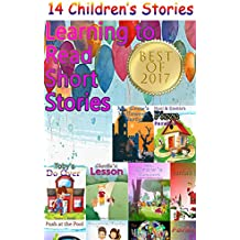 Easy Reading For Youngsters: Collection of 14 Funny Short Stories with Pictures (Perfect for Kids of All Ages) (English Edition)