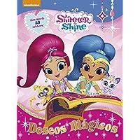 Deseos mágicos (Shimmer & Shine. Actividades): ¡Con más de 50 stickers! (SHIMMER Y SHINE)