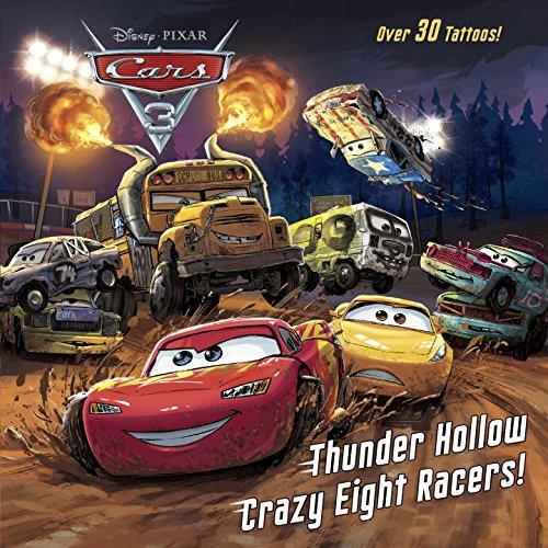 Eight Racers! (Disney/Pixar Cars 3) (Pictureback(R)) (Pixar Tattoo)
