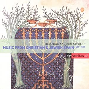 Music From Christian & Jewish Spain