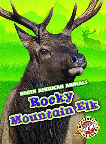 Rocky Mountain Elk (Rocky Mountain Elk (North American Animals: Blastoff! Readers, Level 3))
