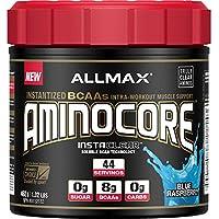 Preisvergleich für ALLMAX AminoCore BCAA 400g blaue Himbeere