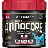 ALLMAX AminoCore BCAA 400g blaue Himbeere