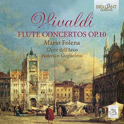 Vivaldi : Concertos pour Flûte Op.10
