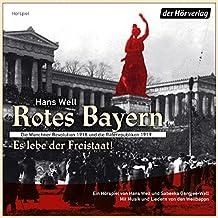 Rotes Bayern: Die Münchner Räterepublik in Briefen, Tagebuchauszügen und Aufrufen